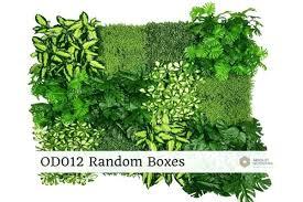 outdoor artificial vertical garden random boxes grass wall decor suppliers green walls