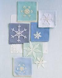 Crochet Snowflake Pattern Mesmerizing Crocheted Snowflakes Martha Stewart