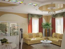 How To Decorate A Tray Ceiling Interior Extraordinary Tray Ceiling Design With Decorative Lamps 47