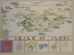 All things Alera. — The Realm of Alera by myyrdneopia A colored...