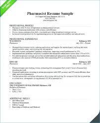 Pharmacy Technician Resume Objective Hospital Pharmacist Resume Hospital Pharmacist Resume Sample 91
