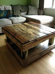 diy wine crate coffee table coffee table made with crates coffee table made from paint pallets