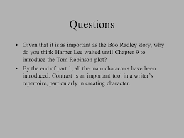 boo radley character essay questions essay for you  boo radley character essay questions image 9