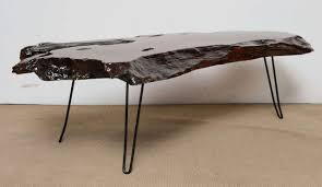 Awesome Tree Trunk Coffee Table