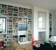 contemporary media room decorating arrangement idea. Contemporary Family Room Charlie Barnett Associates : Architecture With Rolling Library Ladder Media Decorating Arrangement Idea