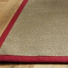 round sisal rug natural sisal rugs flooring with red border jute rug navy round sisal rug round sisal rug