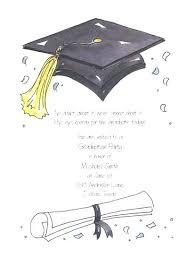 graduation announcements free downloads free sample of graduation invitation losdelat co