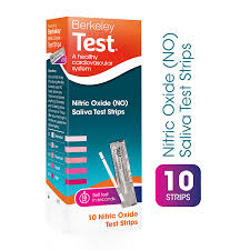 Nitric Oxide Food Chart Berkeley Test Nitric Oxide Test Strips 10 Count
