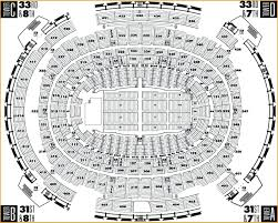 Boston Garden Seating Chart With Seat Numbers Msg Map Hockey