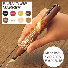 furniture touch up pen 8 colors 2 wooden floor tables chairs remover scratch repair paint pen