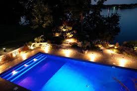 adding pool lighting clearwater swimming pool tampa bay pool lighting swimming pools and lights