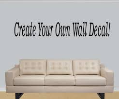 wall decal creator shabby make your own wall decal x ideal create your own wall sticker