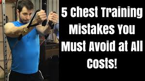 5 Most Common Chest Training Mistakes Skinny Guys Keep Making in ...