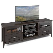 Brown Extra Wide 80 Inch TV Stand - Jackson | RC Willey Furniture Store