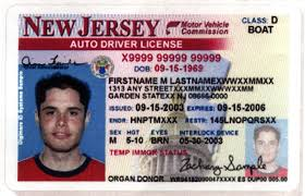 new license a new jersey digital driver s