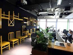 Google's office at Dubai Internet City (Satish Kumar / The National)