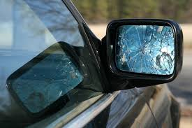 side mirror replacement transparency