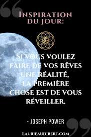 Citation Inspirante De Joseph Power Faire De Vos Rêves Une Réalité