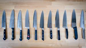 Kitchen Knife Comparison Chart The Best Chef Knives For 2019 Reviews Com