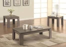 End Table And Coffee Table Set Cfc Coffee Table With A Gray Wash Wax Finish Furniture Tables Wood