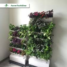 2017 fts hydroponic vertical tower garden with automatic irrigation system