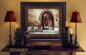 country wall art french country wall decor framed artwork home decorate wall art
