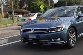 new car launches australia 2015Indiabound 2016 VW Passat spied ahead of launch Australia