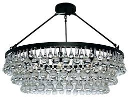 crystal droplets for chandeliers glass drop chandeliers pottery barn crystal round chandelier lighting home improvement