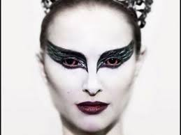 black swan makeup tutorial uh duh what dancer doesn t want to rock