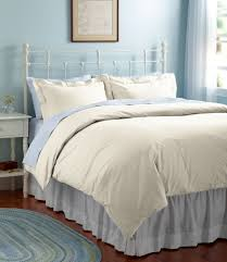 collection of solutions 280 thread count pima cotton percale forter cover collection best llbean duvet