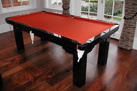 7ft dining table: custom made ft convertible pool dining table