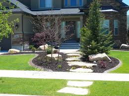 Small Picture Small Front Yard Landscape Ideas with nice grassjpg 800599