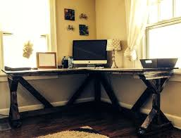 corner desk office. Diy Corner Computer Desk Office Organization Ideas Executive Furniture Glass E