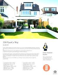 for sale by owner brochure house for sale brochure template