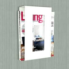 office depot magazine rack. Modern Magazine Rack Beautiful Wall Wires Mounted Racks For Office Table Mountable Metal Depot