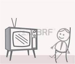 Znalezione obrazy dla zapytania oglądanie telewizji