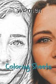 Coloring pages for children of all ages with drawings to print and color. Woman Coloring Sheets 30 Woman Drawings Coloring Sheets Adults Relaxation Coloring Book For Kids For Girls Volume 13