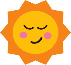 Image result for free sunshine clipart