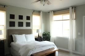 Bedroom Window Treatment Design Ideas Tiffany Blue Layered - Master bedroom window treatments