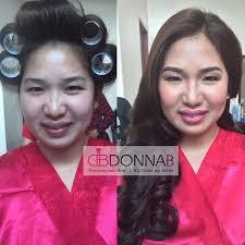 ann makeup transformation