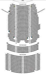 Lunt Fontanne Theatre Seating Chart Lunt Fontanne Theatre Seats Lunt Fontanne Theatre Seating