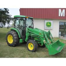 john deere 4066r compact utility cab tractor zoom