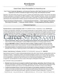 Higher Education Resume Samples Resume Cv Cover Letter