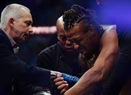 UFC 264: Greg Hardy says 'rookie ...