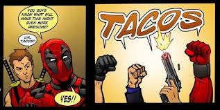 Deadpool Quotes Extraordinary Chimichanga Funniest Deadpool Quotes AskMen