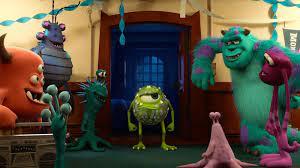 Phim Lồng Tiếng: Lò Đào Tạo Quái Vật - Monsters University 2013 (HD)