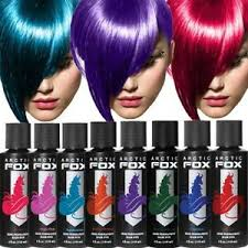 Arctic Fox Hair Dye Color Chart Details About Arctic Fox Hair Colors Vegan Semi Permanent Hair Dye