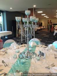 90 cm crystal candelabra 45 each to hire