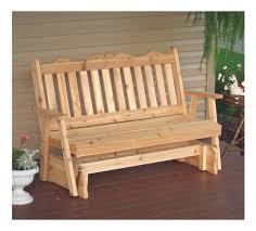 bedroom bench white garden bench glider rocker outside outdoor glider rocking bench