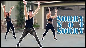 <b>Sorry Not</b> Sorry - Demi Lovato | The Fitness Marshall | Dance ...